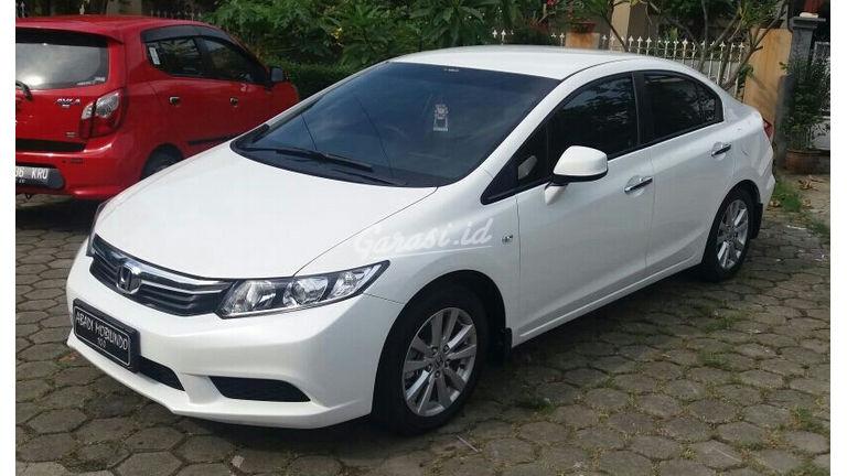 2013 Honda Civic 1.8 - Unit Bagus Bukan Bekas Tabrak (preview-0)