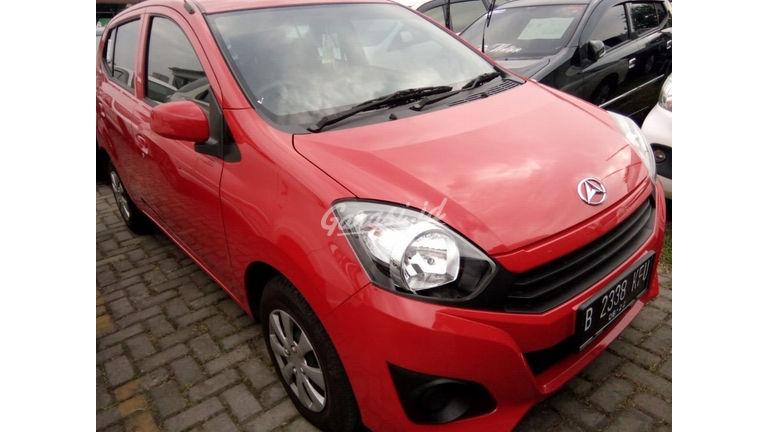 Jual Mobil Bekas 2017 Daihatsu Ayla M Matic 1000cc Jakarta Barat