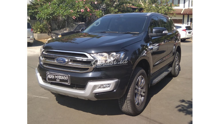 2015 Ford Everest Trendy - Limited Edition (preview-0)