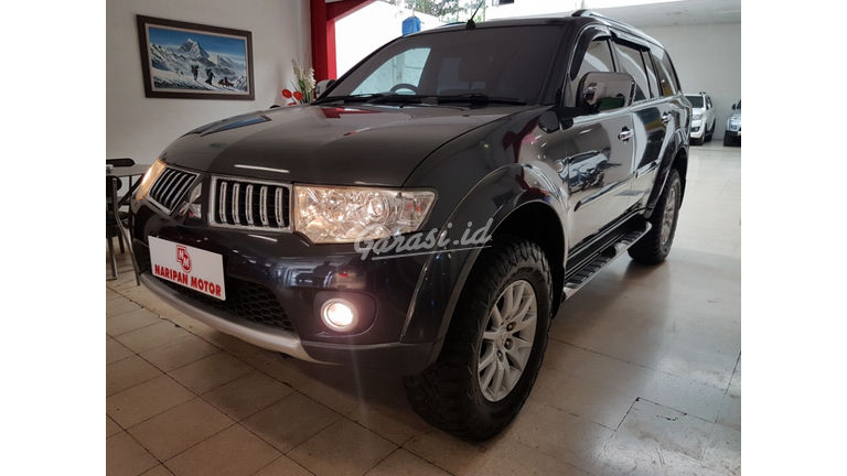 2009 Mitsubishi Pajero Sport Exceed 4x2 AT - Good Condition (preview-0)