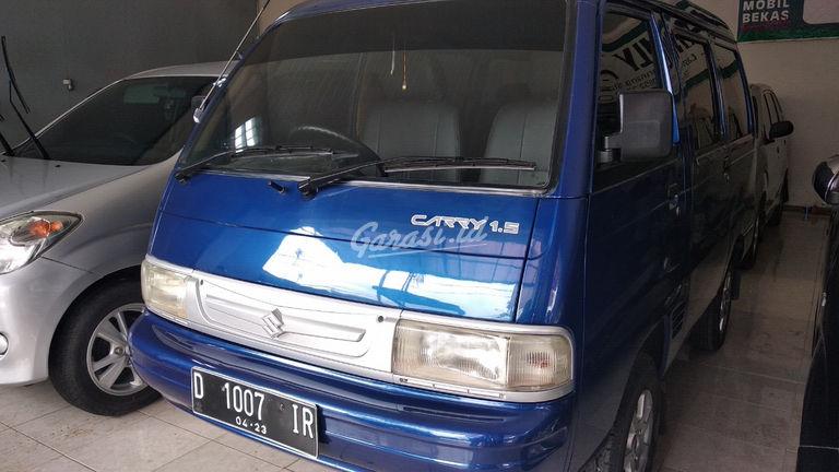 2005 Suzuki Carry GX - mulus terawat, kondisi OK (preview-0)