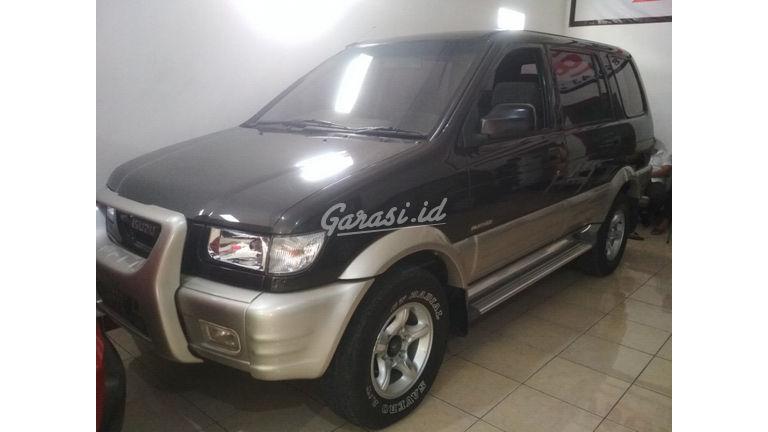 Jual Mobil Bekas 2002 Isuzu Panther Touring Kota Magelang 00cu509