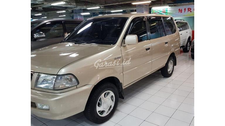 2002 Toyota Kijang LGX Diesel Manual - Barang Bagus Siap Pakai (preview-0)