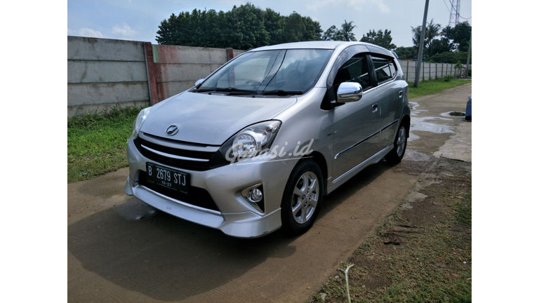 2013 Toyota Agya Trd Sportivo - Good Condition (preview-0)