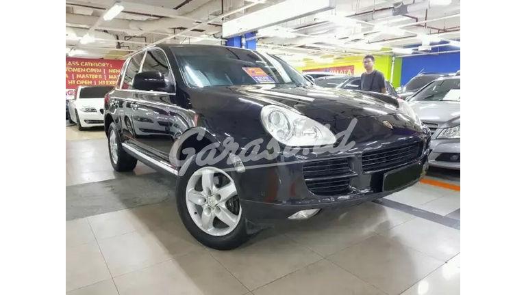 2005 Porsche Cayenne 3.2L - Kondisi Terawat (preview-0)