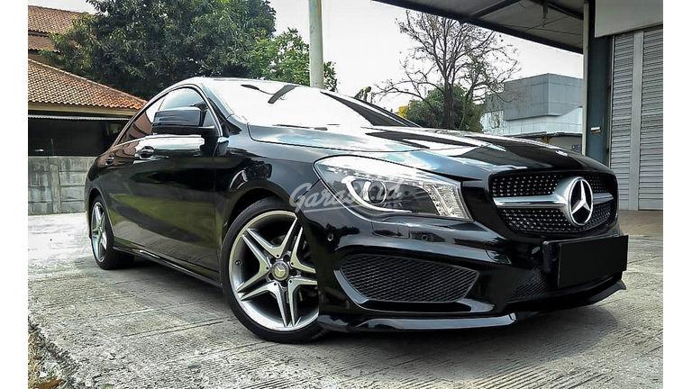 2014 Mercedes Benz CLA 200 . - Mobil Pilihan (preview-0)