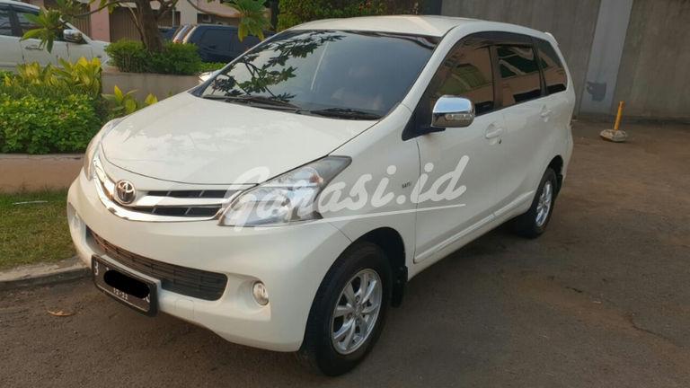 2012 Toyota Avanza 1.3 G AT - Kondisi Terawat Siap Pakai (preview-0)