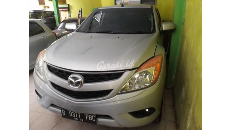Jual Mobil Bekas 2012 Mazda Bt 50 4x4 Kabupaten Semarang 00ew037