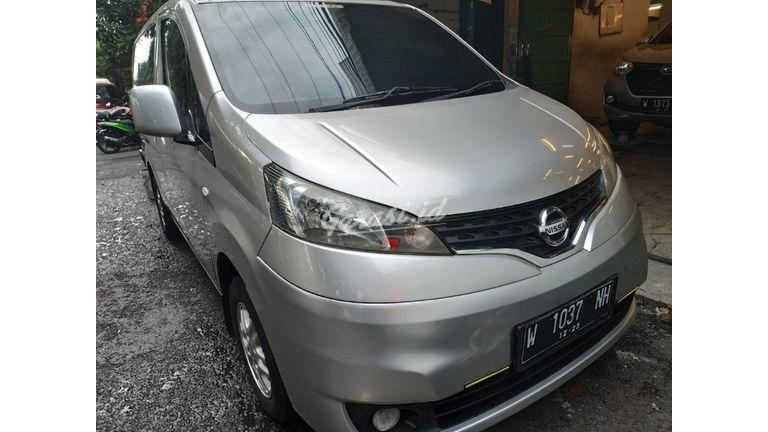 2012 Nissan Evalia AT - Mulus Pemakaian Pribadi (preview-0)