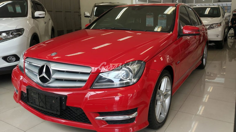 2012 Mercedes Benz C-Class C250 Sport AMG Facelift - Barang Istimewa (preview-0)