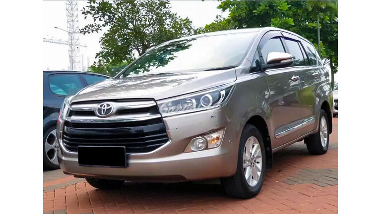 2016 Toyota Kijang Innova Reborn Q - Mobil Pilihan (preview-0)