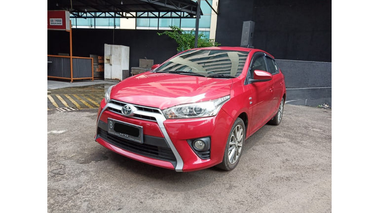 2017 Toyota Yaris 1.5 G AT - Kondisi Mulus Tinggal Pakai (preview-0)