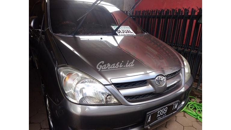 2008 Toyota Kijang Innova 2.0 G AT - Kondisi Terawat Siap Pakai (preview-0)
