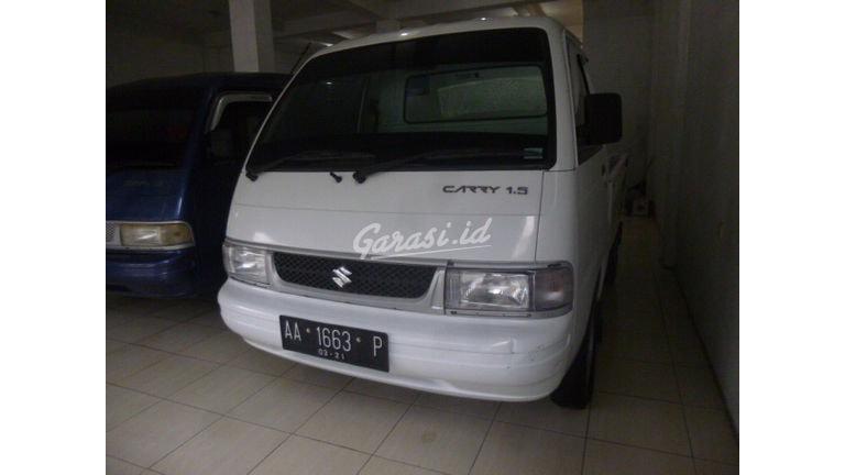 Jual Mobil Bekas 2011 Suzuki Carry Pick Up Futura Banjarnegara