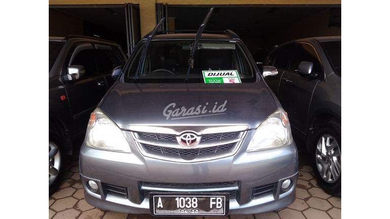 2010 Toyota Avanza G AT - Kondisi Mulus Terawat (preview-0)