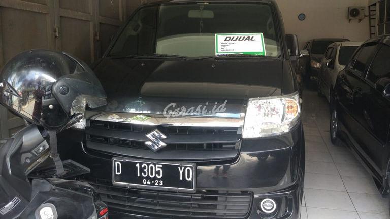 Jual Mobil Bekas 2013 Suzuki Apv Gl 1 5 Kota Bandung 00dw299 Garasi Id