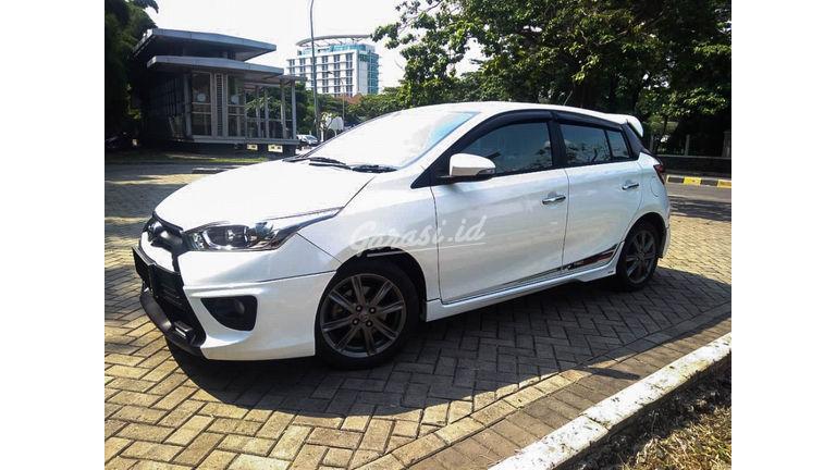 2014 Toyota Yaris S TRD - Mobil Pilihan (preview-0)