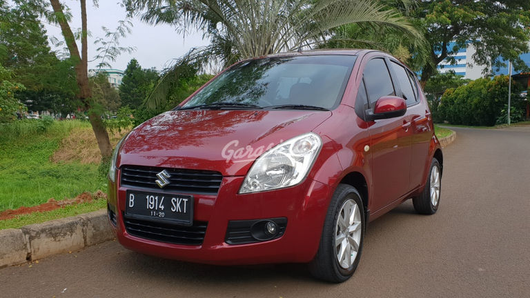 2010 Suzuki Splash Gl - bekas berkualitas (preview-0)