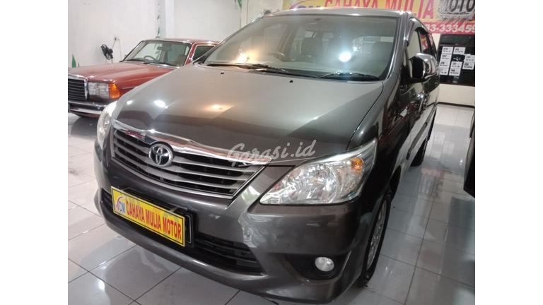 2011 Toyota Kijang Innova Venturer G - bekas berkualitas (preview-0)