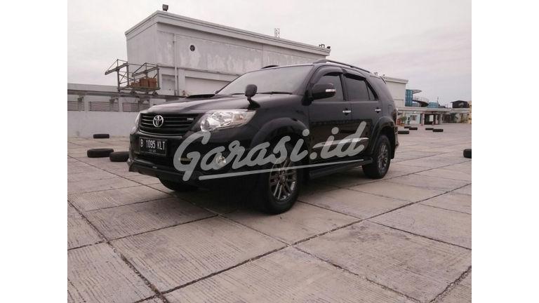 2013 Toyota Fortuner VNT TRD Sportivo - Kondisi Istimewa (preview-0)