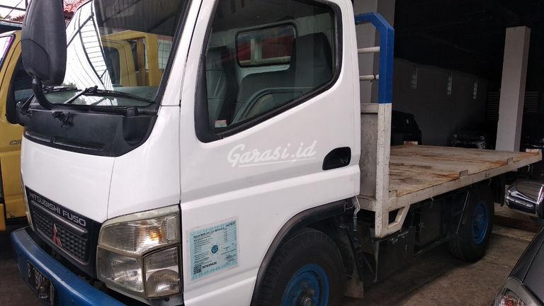 Jual Mobil Bekas 2007 Mitsubishi Colt Diesel Fe 71 Truck Kabupaten