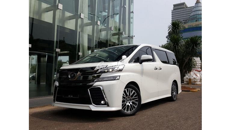 2015 Toyota Vellfire ZG Premium Sound - Mobil Pilihan (preview-0)
