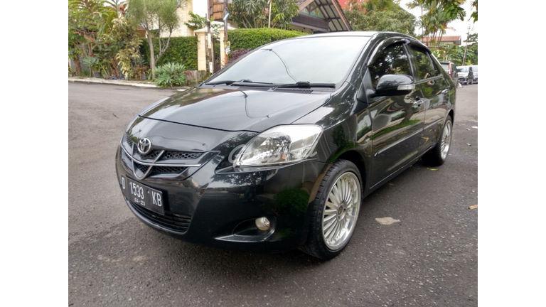 2008 Toyota Vios G - bekas berkualitas (preview-0)