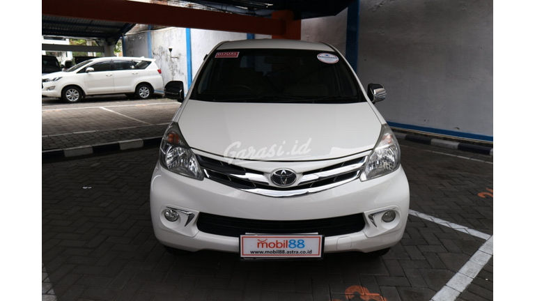 2014 Toyota Avanza g 1,3 - Pemakaian Pribadi Kondisi Istimewa (preview-0)