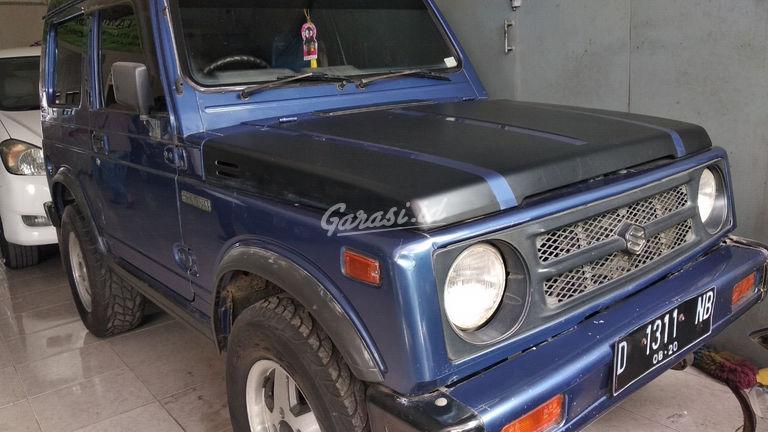 2003 Suzuki Katana GX - mulus terawat, kondisi OK (preview-0)