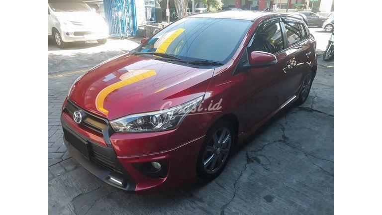 2014 Toyota Yaris TRD - Mobil Pilihan (preview-0)