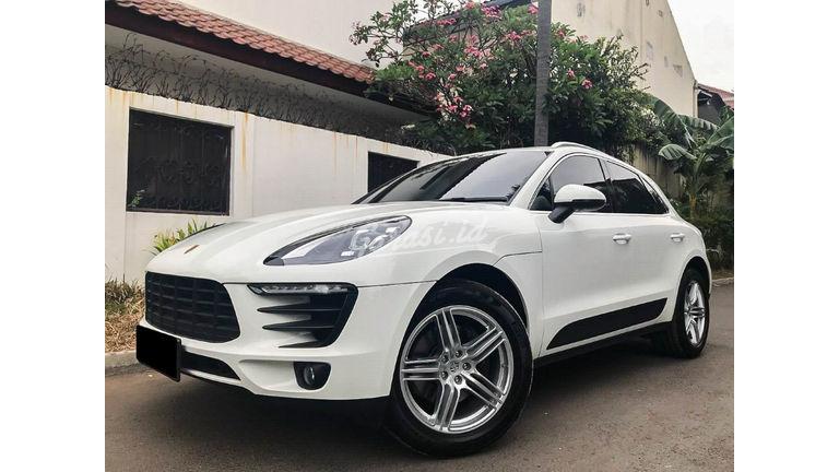 2017 Porsche Macan 2.0 Facelift - Mobil Pilihan (preview-0)
