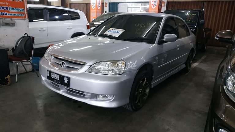 2003 Honda Civic ES VTIS 1.8 - Cash/ Kredit (preview-0)