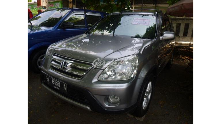 Jual Mobil Bekas 2005 Honda Cr V 2 0 Kota Semarang 00cz133 Garasi Id
