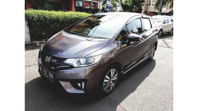 2015 Honda Jazz RS CVT - DP Mulai 15 Juta - Istimewa Full Original (preview-0)