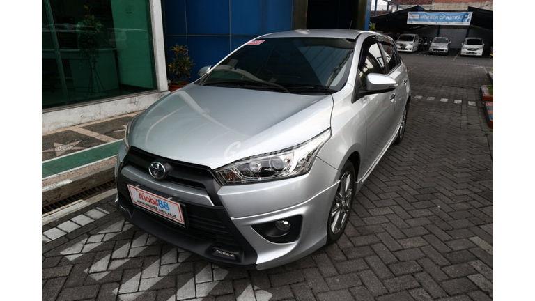 2016 Toyota Yaris S trd - Fitur Mobil Lengkap (preview-0)