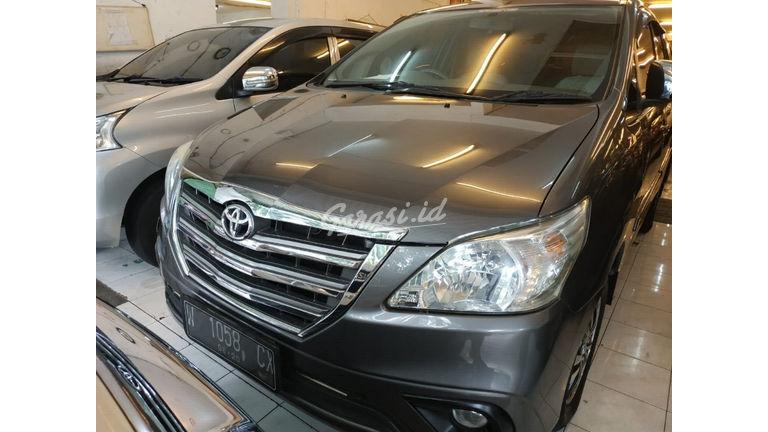 2015 Toyota Kijang Innova Grand diesel MT - Siap Pakai Dan Mulus (preview-0)