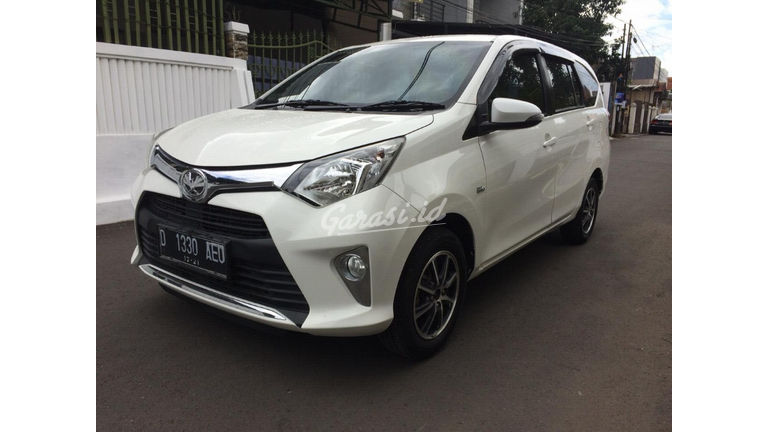 2017 Toyota Calya G - Full Orisinil (preview-0)