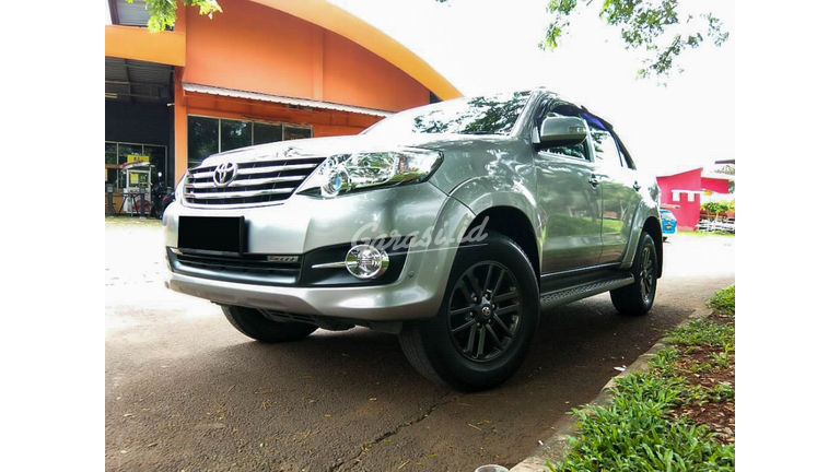 2015 Toyota Fortuner G 2.7 - Mobil Pilihan (preview-0)