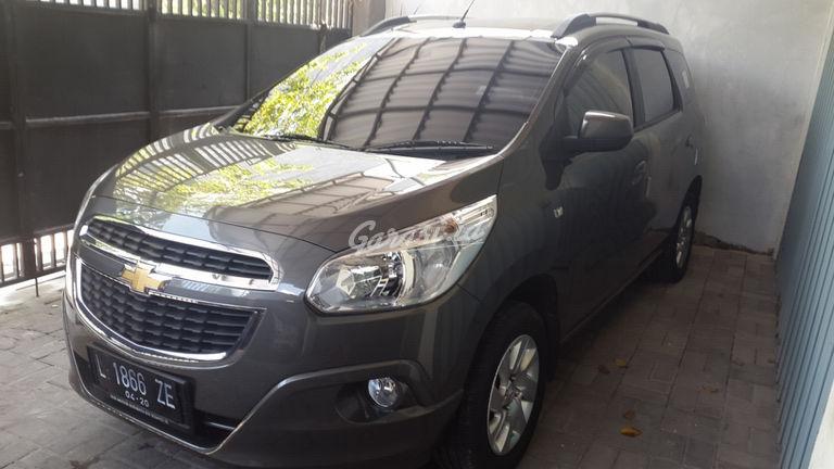 Jual Mobil Bekas 2015 Chevrolet Spin Ltz Surabaya 00da922 Garasi