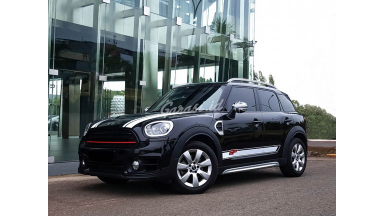 2017 MINI Countryman F60 Twinturbo - Mobil Pilihan (preview-0)