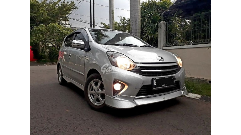 2016 Toyota Agya TRD - Good Condition (preview-0)