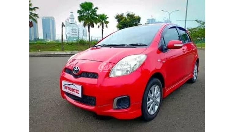 2012 Toyota Yaris E - Tdp Murah (preview-0)