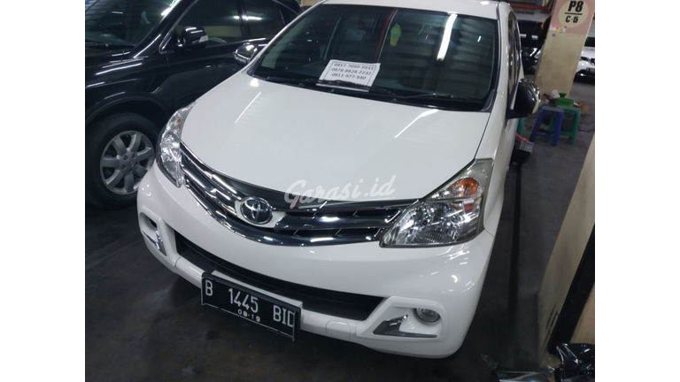 2014 Toyota Avanza G - Unit Istimewa (preview-0)