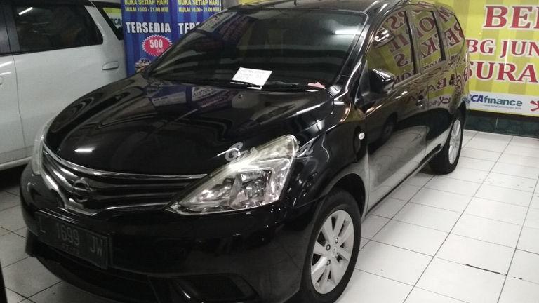 2014 Nissan Grand Livina SV - Kondisi Ciamik (preview-0)