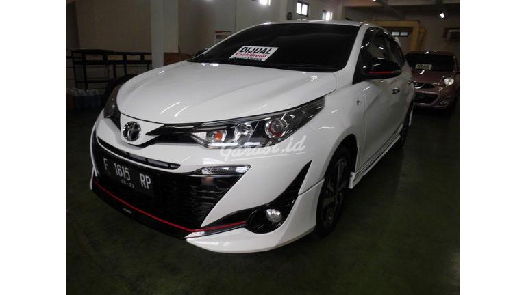 2018 Toyota Yaris TRD - City car keren dan sporty, digemari oleh anak muda (preview-0)