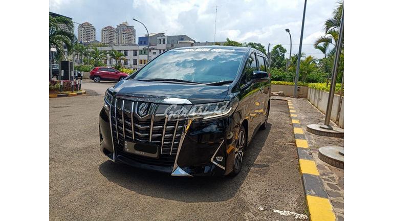 2018 Toyota Alphard G ATPM Facelift - Harga Menarik (preview-0)