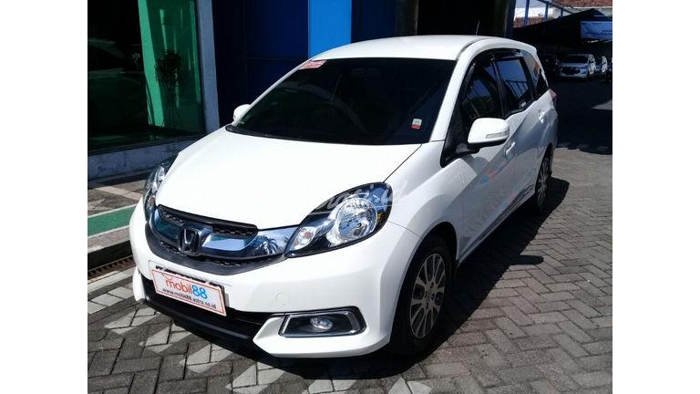 2014 Honda Mobilio E cvt prestige - Siap Pakai Dan Mulus Kolektor (preview-0)