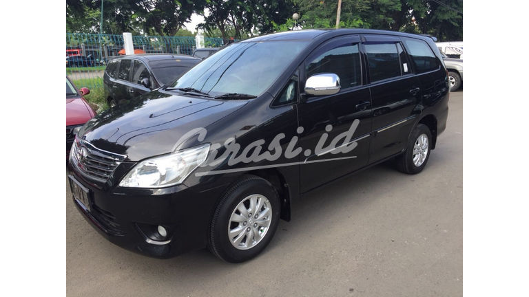 2013 Toyota Kijang Innova G - Kondisi Terawat Siap Pakai (preview-0)