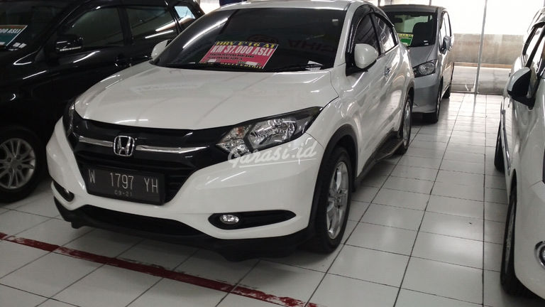 2016 Honda HR-V E - Istimewa (preview-0)