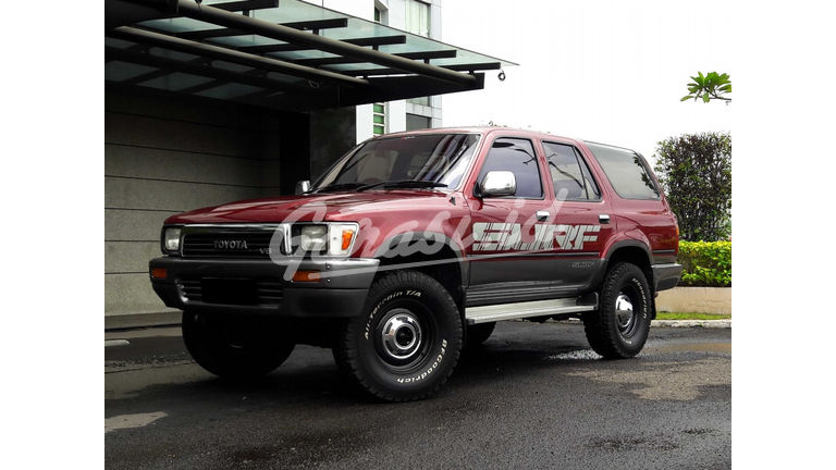 1993 Toyota Hilux Surf AT 4X4 - colector item (preview-0)